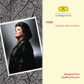 Verdi: Songs for Voice and Piano