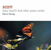Cyril Meir Scott: Lotus Land and Other Piano Works
