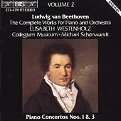 Beethoven: Complete Works for Piano & Orchestra Vol 2