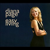 Diana Page: Easy Living [Digipak]