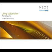 Jörg Widmann: Piano Works