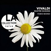 Vivaldi: The Four Seasons / Fabio Biondi