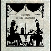 Neil Gaiman/Amanda Palmer: An Evening with Neil Gaiman & Amanda Palmer [Digipak] *