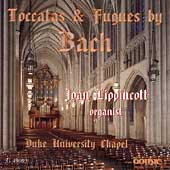 Bach: Toccatas and Fugues / Joan Lippincott
