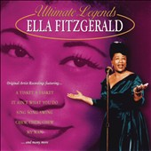 Ella Fitzgerald: Ultimate Legends [3/18]