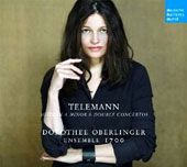Telemann: Suite in A minor & Double Concertos
