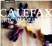 Eric Vloeimans/Calefax Reed Quintet/Calefax: On the Spot [Digipak]