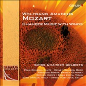 Mozart: Chamber Music with Winds / Swiss Chamber Soloists