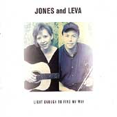 Jones & Leva: Light Enough to Find My Way