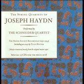 The String Quartets of Joseph Haydn / Schneider Quartet (rec. 1951-1954) [15 CDs]