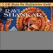 Ravi Shankar: Ragas Incense & Gold