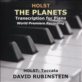 Holst: The Planets - Transcription for Piano; Toccata