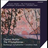 Gustav Mahler: The 9 Symphonies / Jonathan Nott, Bamburg SO, Chorus & Childrens Chorus [12 CDs]