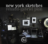 Renaud Gabriel Pion: New York Sketches