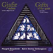 Gifts of the Spirit - Iclandic Church Music / Bóasdóttir