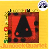 Archiv - Jan&aacute;cek, Nov&aacute;k: String Quartets / Jan&aacute;cek Quartet