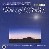 Star of Wonder / Hooper, San Francisco Choral Artists