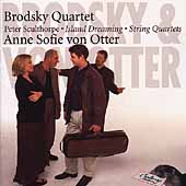 Sculthorpe: Island Dreaming, etc /Von Otter, Brodsky Quartet