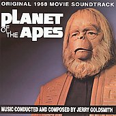 Jerry Goldsmith: Planet of the Apes [Original 1968 Soundtrack] [Intercontinental]