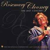 Rosemary Clooney: The Last Concert