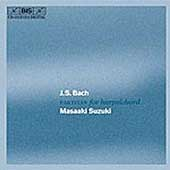 Bach: Partitas for Harpsichord / Masaaki Suzuki