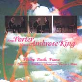 Holst: Fugal Concerto; et al / Porter, Ambrose King, P. Bush