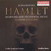 Tchaikovsky: Hamlet, etc / Simon, Kelly, London SO, et al