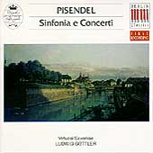Pisendel: Sinfonia e Concerti / G&uuml;ttler, Viruosi Saxoniae
