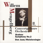 Wagner, Strauss, Brahms / Willem Mengelberg