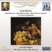 Haydn: The Seasons / Bolton, Mozarteum Orchester Salzburg