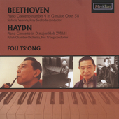 Beethoven: Piano Concerto no 4;  Haydn / Swoboda, Ts'ong