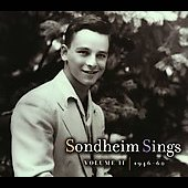 Stephen Sondheim: Sondheim Sings, Vol. 2: 1946-1960