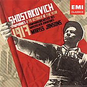 Shostakovich: Symphonies no 2 and 12 / Janson, et al