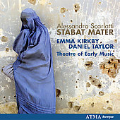 Scarlatti: Stabat Mater / Kirkby, Taylor, et al