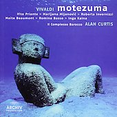Vivaldi: Montezuma / Curtis, Priante, Mijanovic, et al