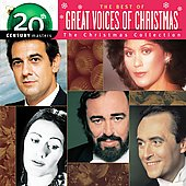 Various Artists: The Best of Great Voices: 20th Century Masters/Christmas Collection