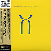 King Crimson: Three of a Perfect Pair