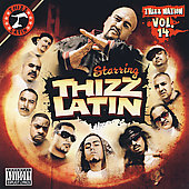 Mac Dre: Starring Thizz Latin: Thizz Nation Vol. 14 [PA]
