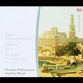Ravel, Albeniz, Falla / J&#246;rg-Peter Weigle, et al