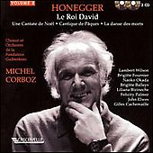 Honegger: King David / Michael O'Neal Singers, et al