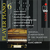 SCENE Player Piano 6 - Original Compositions in the tradition of Nancarrow
