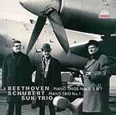 Beethoven, Schubert: Piano Trios / Panenka, Suk, Churchro