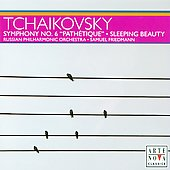Tchaikovsky: Symphony no 6, Sleeping Beauty / Friedmann, et al