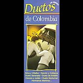 Various Artists: Grandes Duetos de Colombia [Box]