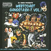DJ 2high: DJ 2high: West Coast Gangsta Shit, Vol. 1 [PA]