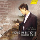 Beethoven: Piano Variations / Florian Uhlig