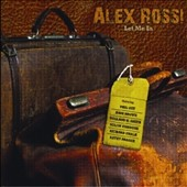 Alex Rossi: Let Me In