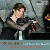 Prokofiev: Piano Sonatas, Sarcasms Op 17 / Anne-Marie McDermott