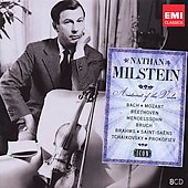 Icon - Nathan Milstein - Aristocrat of the Violin
