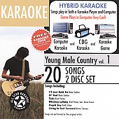 Karaoke: Karaoke: Young Male Country [Audio Stream Karaoke]